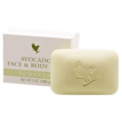AVOCADO FACE AND BODY SOAP
